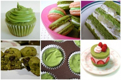 Matcha recipes