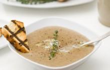 Champignon creme soep