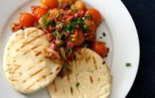 Spaans broodje chorizo