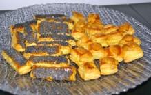 Zoute koekjes maken