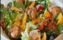 Cajun salade
