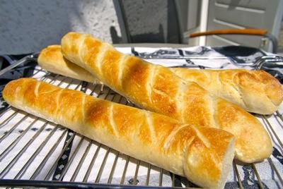 Zelf stokbrood of baguette maken