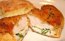 Chicken Kiev (kip Kiev)