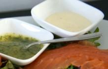 Gravad Lax saus (dille/mosterdsaus)