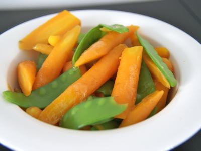wortels en peultjes koken - kookse.tv