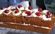 Schwarzwalder cake