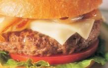 Hamburgers bakken