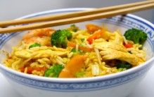 Nasi singapore