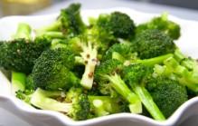Broccoli uit de wok