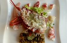 Salade Oosterscheldekreeft