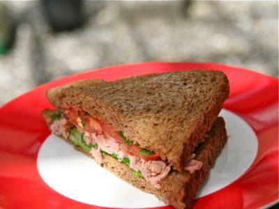 broodje gezond - recept - kookvideo