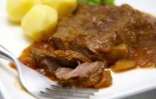Draadjes vlees