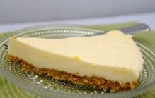 Lemon curd taart