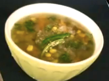 Quinoa soep