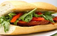 sandwich chorizo