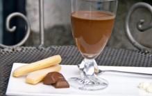 Chocolade glaasjes