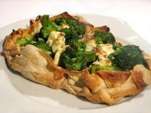 Broccolitaart