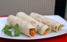 Enchilada met kip