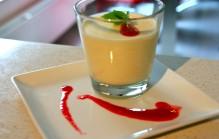 Vanille room dessert