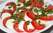 Insalata (salade) caprese