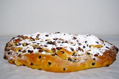 Kerststol of kerstbrood