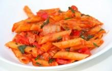 Roergebakken pasta