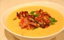 Pastinaak gember soep