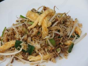 Roergebakken rijst