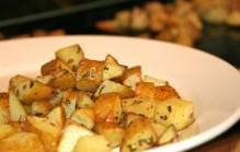 aardappelen met rozemarijn