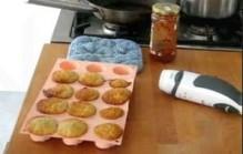cupcakejes met kaneel