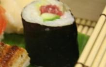 Sushi met tonijn