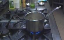 Tagliatelli koken