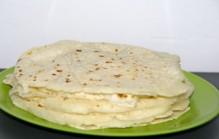 Zelf tortilla's maken
