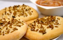 Syrische uienbroodjes