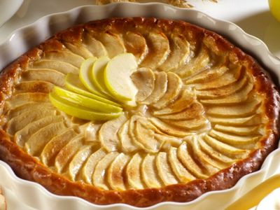 Appel crostata