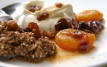 ontbijt met Griekse yoghurt