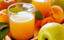 Warme appelsap
