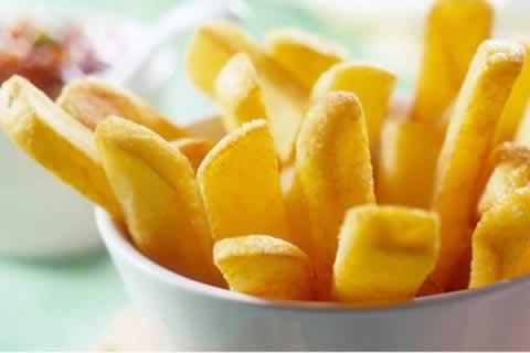 Zelfgemaakte friet - recept op Kookse.tv