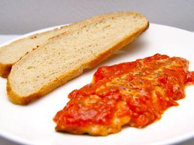 Makreel in tomatensaus recept