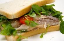 Makreel sandwich