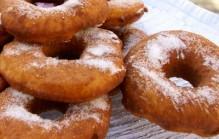Donut recept