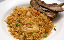 Chinese nasi goreng