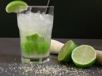 Recept caipirinha cocktail