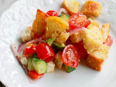 Recept Griekse salade met feta
