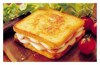 Recept voor Croque monsieur