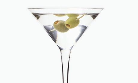 Recept voor Martini