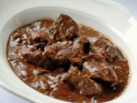 Recept voor Belgisch stoofvlees