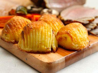 Zweedse aardappelen