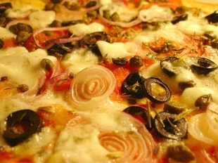 Recept voor pizza Pugliese