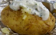 Aardappels poffen